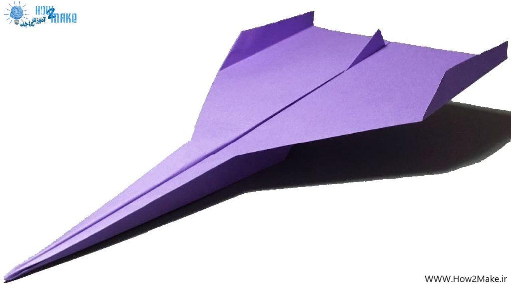 موشک کاغذی 11
