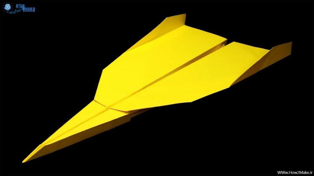 موشک کاغذی 14