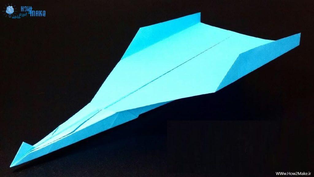 موشک کاغذی 15
