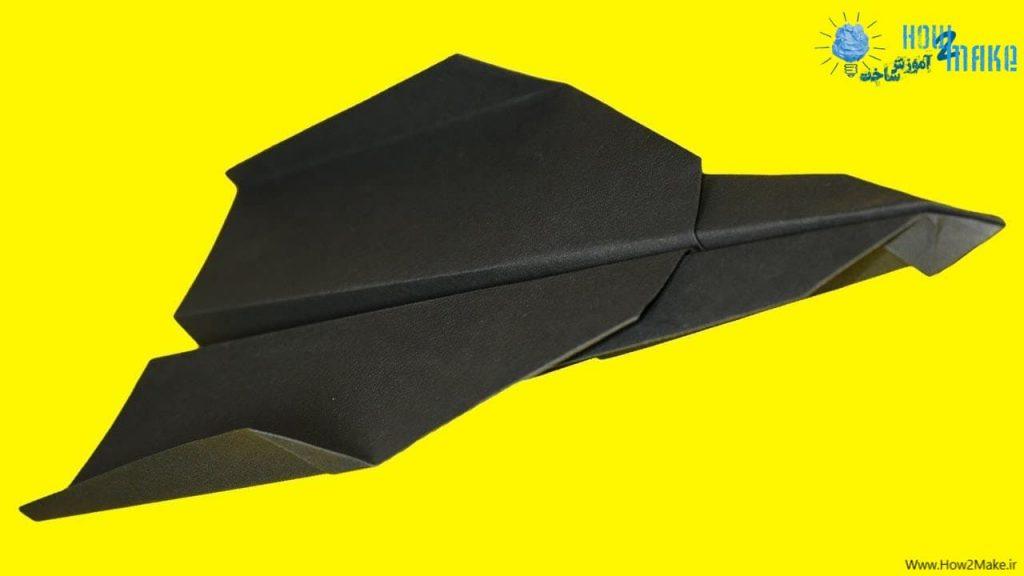 موشک کاغذی 16
