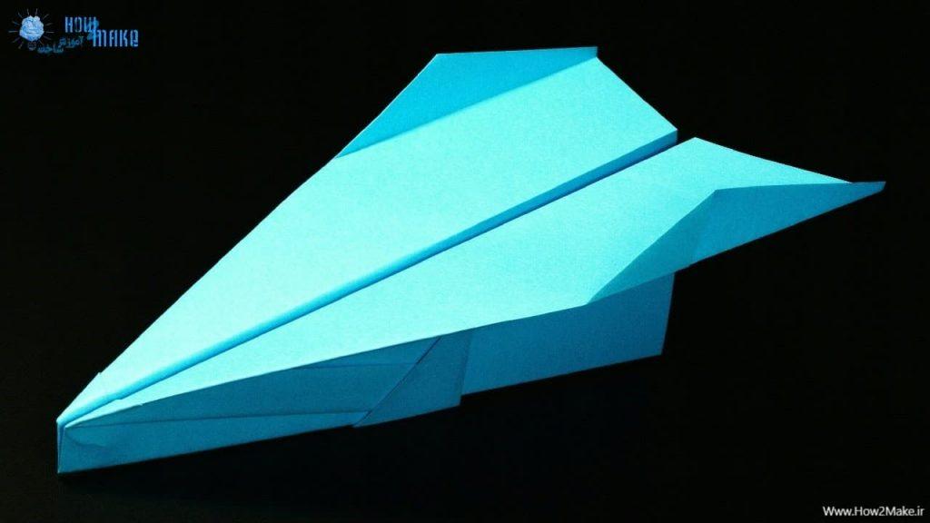 موشک کاغذی 17