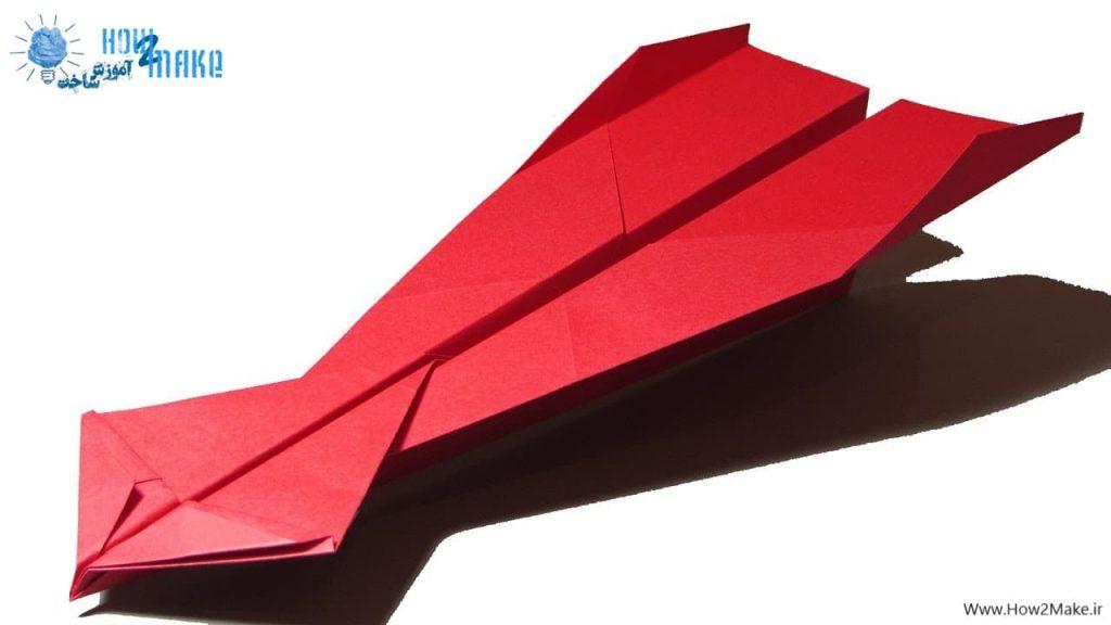 موشک کاغذی 18