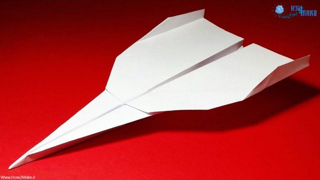 موشک کاغذی 23