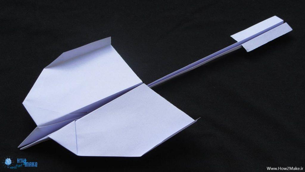 موشک کاغذی 21