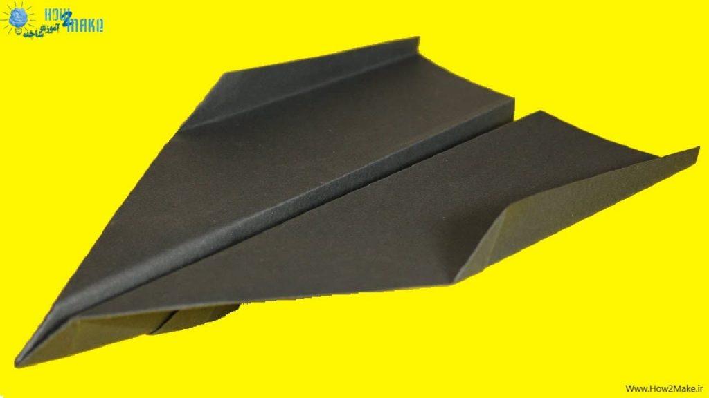 موشک کاغذی 26